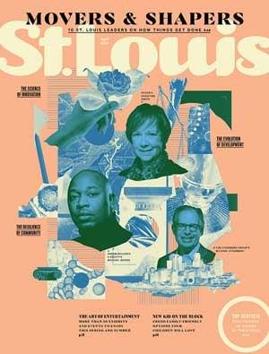 St. Louis Magazine | April 2021
