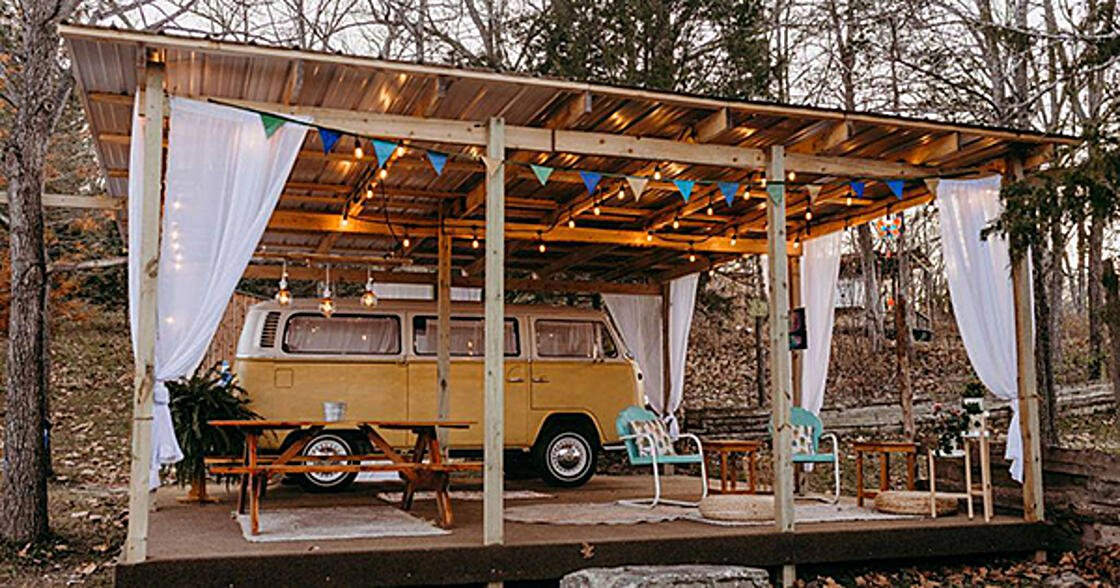 Lost Hill Lake's Good Vibes VW