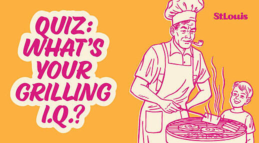 Quiz: What's Your Grilling IQ? Father's Day Quiz