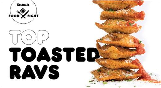 Food Fight: Toasted Ravioli Bracket