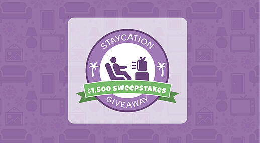 Staycation Giveaway ($1,500)
