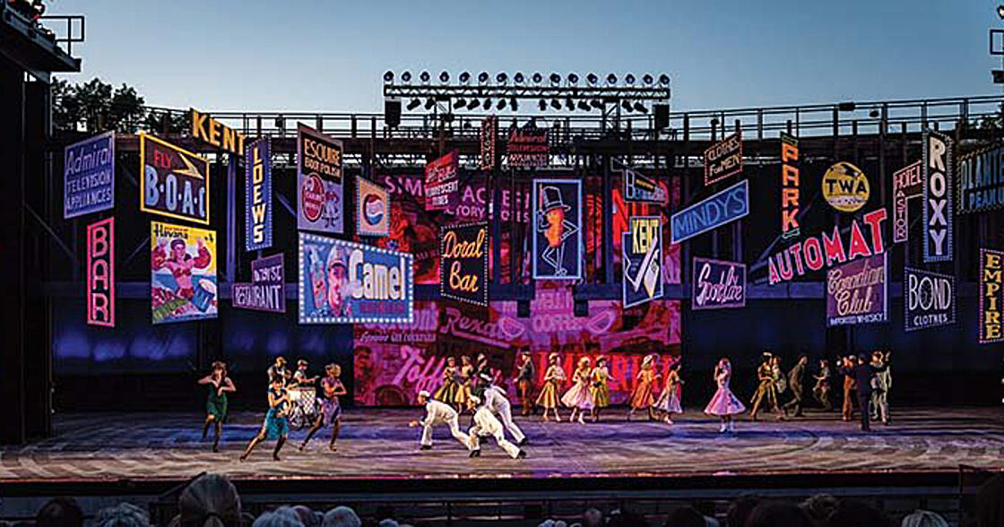 Photo from Guys and Dolls (2019)