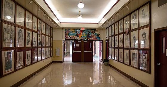 Sumner High School, present day